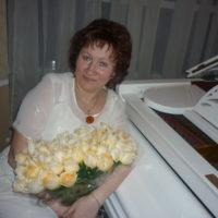 Наталья Дробышевская